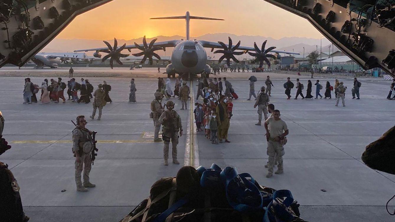 Países Bajos y las vergüenzas de Occidente durante las evacuaciones en Afganistán