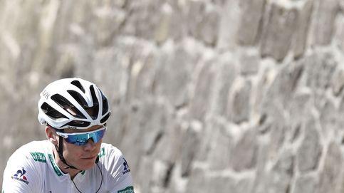 Froome critica a la Vuelta una decisión que le benefició a él más que a nadie