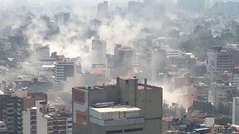 El terremoto de México derrumba más de 40 edificios en la capital