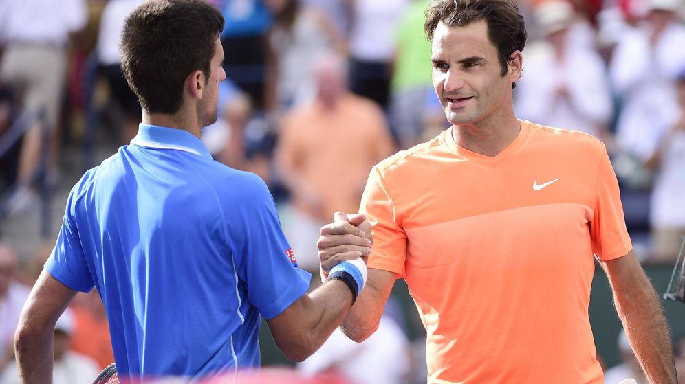 Foto: Así vivimos en directo la final del Masters de Roma entre Djokovic y Federer