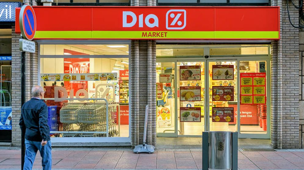 Foto: Supermercado DIA. (Foto: iStock)