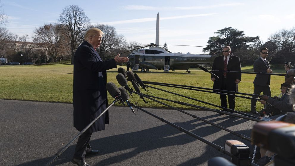 Washington reduce el estatus diplomático de la delegación de la UE en EEUU