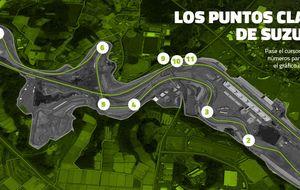 Suzuka, el circuito donde los pilotos, además, tienen la suerte de cobrar por correr