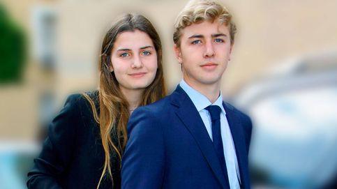 Luis y Amina: la discreta vida de los hijos de Cayetano al cumplir 20 años