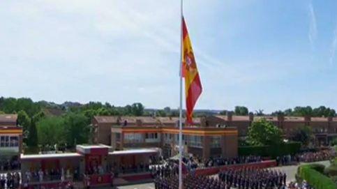El Día de las Fuerzas Armadas recupera el brillo con Guadalajara volcada