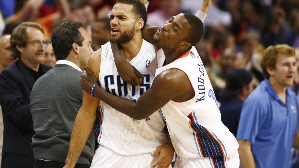 Foto: Taylor llegó a la NBA en el 2012 tras ser elegido en el puesto 31º del 'draft' (Reuters)