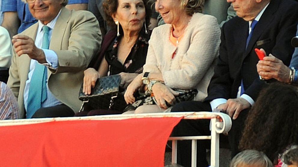 Mario Vargas Llosa se marcó un Antonio Machín: simultaneó relaciones durante mayo