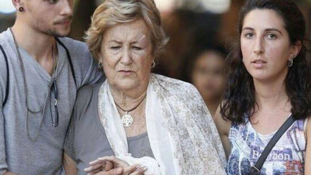 El hijo de una herida en Barcelona da las gracias a los que la ayudaron