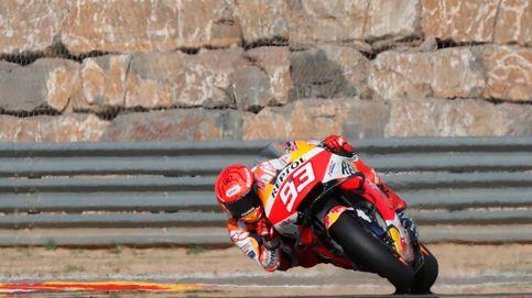 Entrenamientos libres del GP de Aragón