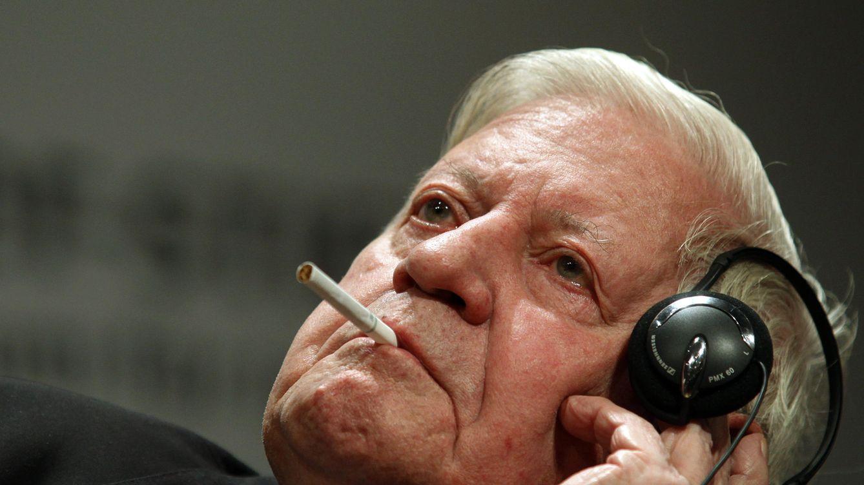 Muere el excanciller Helmut Schmidt, icono de la entereza del Estado