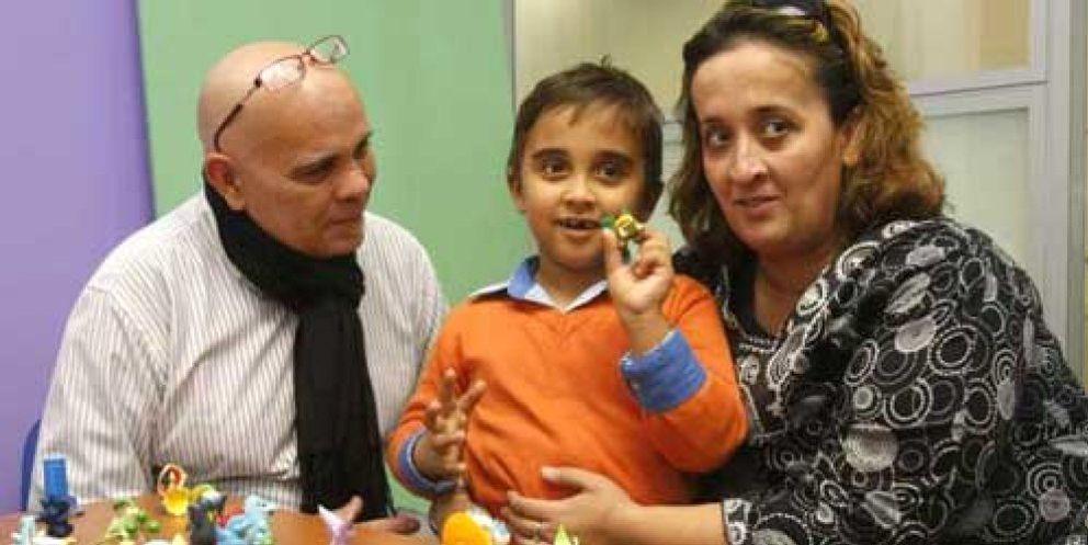 El milagro que necesita el pequeño Abraham cuesta un millón de dólares