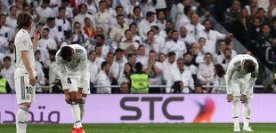 Post de Los siete pecados capitales del Madrid: así se pierden dos títulos en tres días