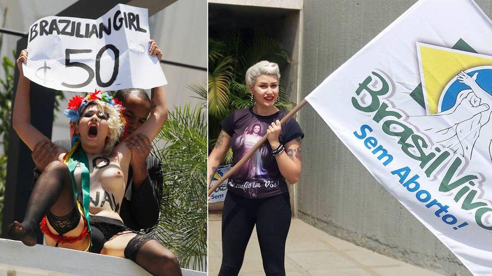 Convertidos a la extrema derecha: los jóvenes que apoyan al Le Pen brasileño