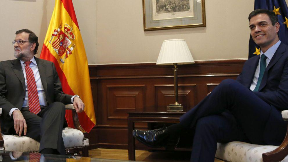 Sánchez: Le dije a Rajoy que nos gustaría que acabara la campaña del miedo