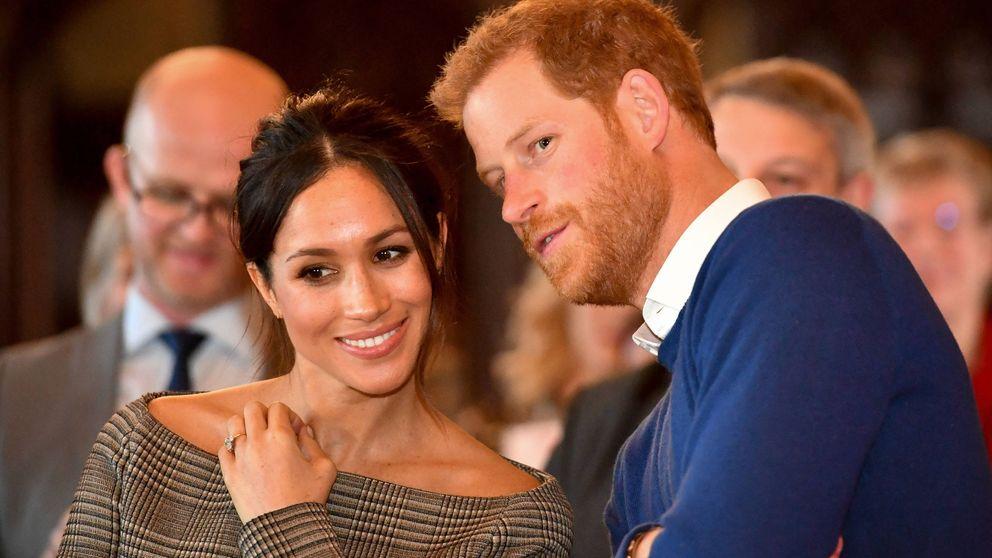 El merchandising chic de la boda de Meghan Markle y el príncipe Harry