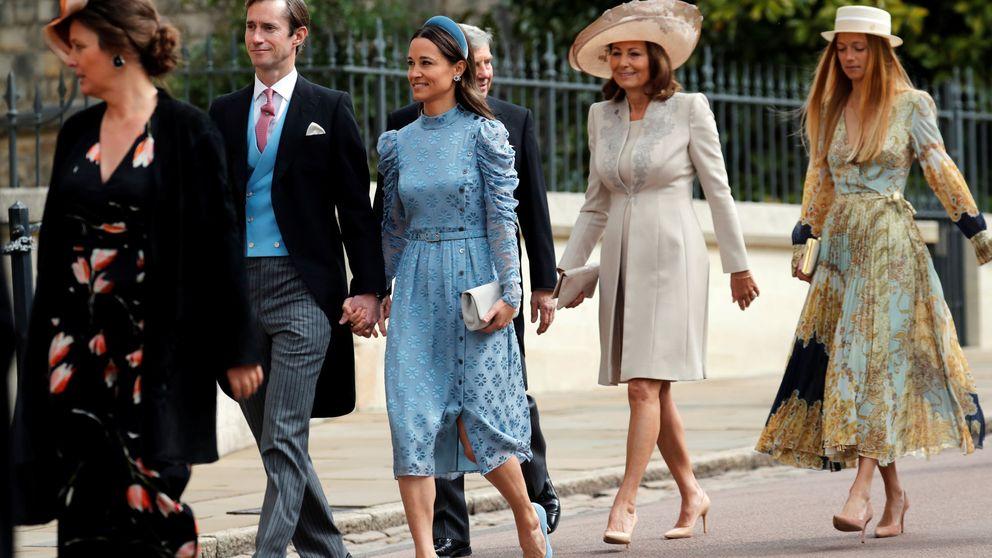 La cuñada de Kate Middleton, la otra 'novia' en la boda de Lady Gabriella