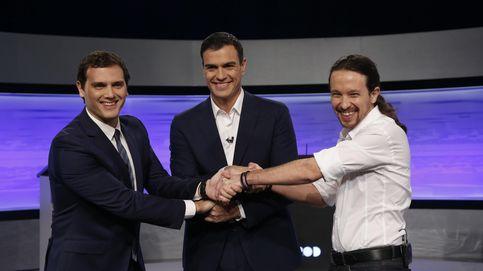 De Sánchez a Iglesias: cómo hacer de la corbata toda una paradoja