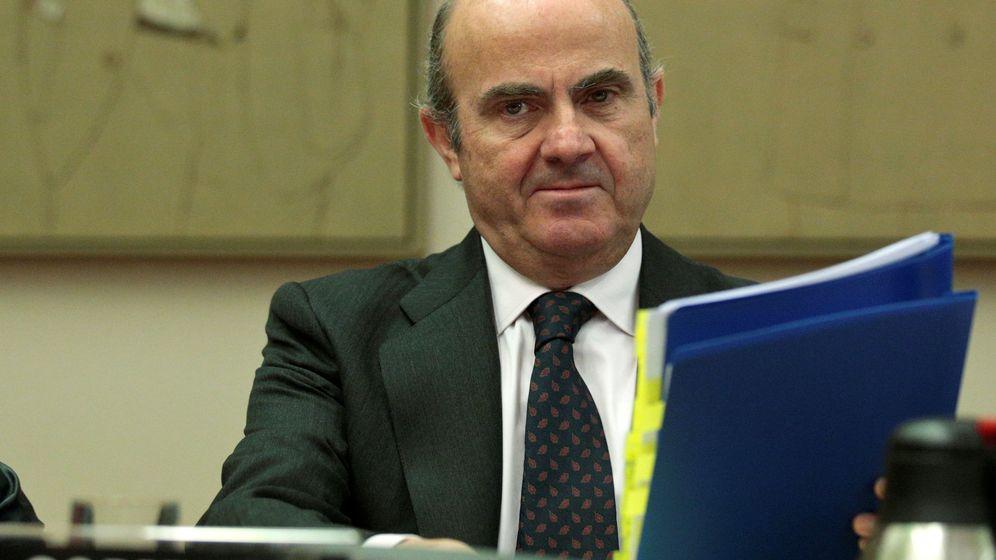 Foto: El ministro de Economía en funciones, Luis de Guindos (Reuters)