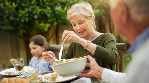 Dieta y envejecimiento: qué comer para vivir más y mejor