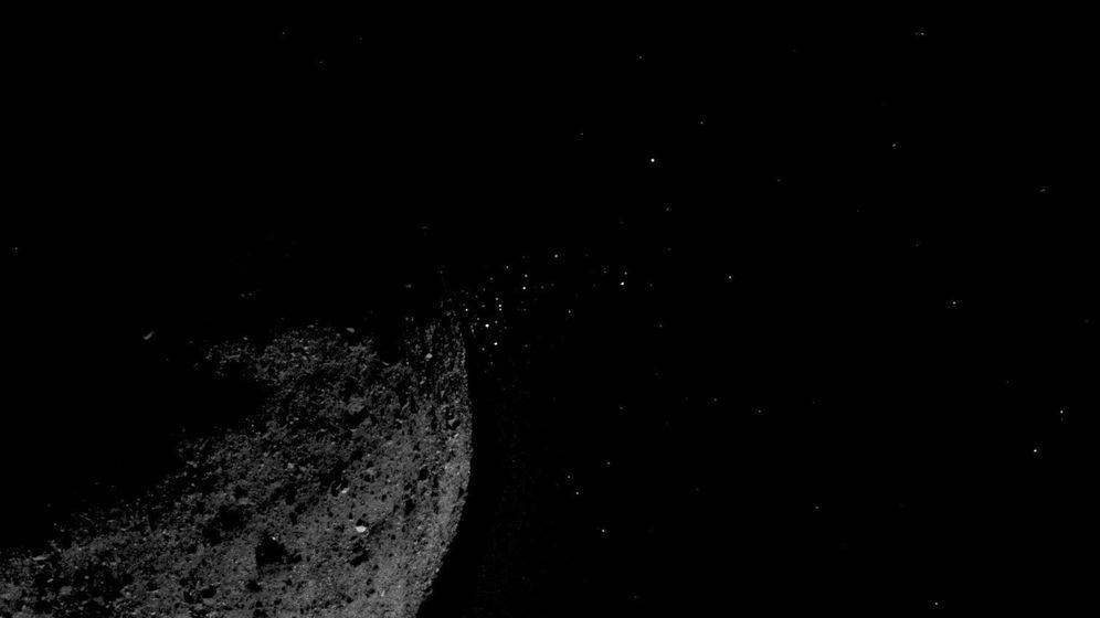Foto: Bennu, el asteroide que puede revelar el misterio de la vida y chocar con la Tierra. (EFE)