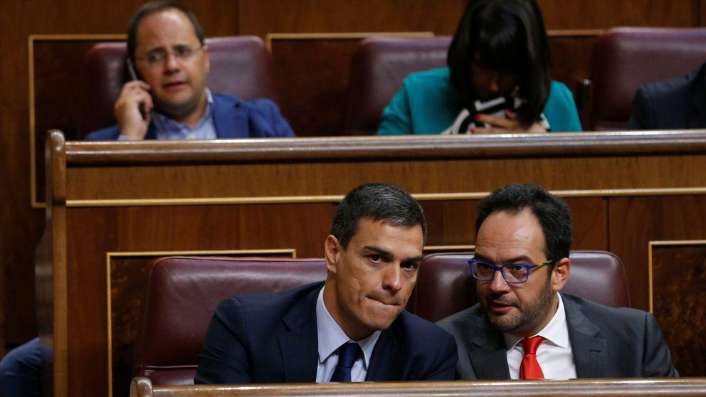 El PSOE descarga la presión de la investidura de Rajoy a los nacionalistas