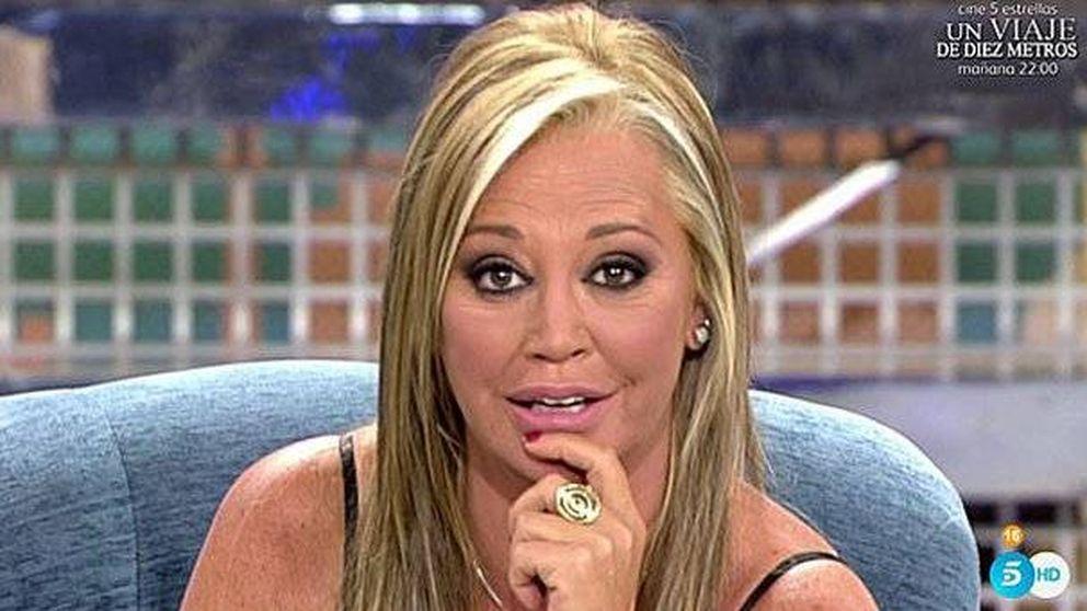 Belén Esteban confirma que se casará en 2017 con su novio Miguel