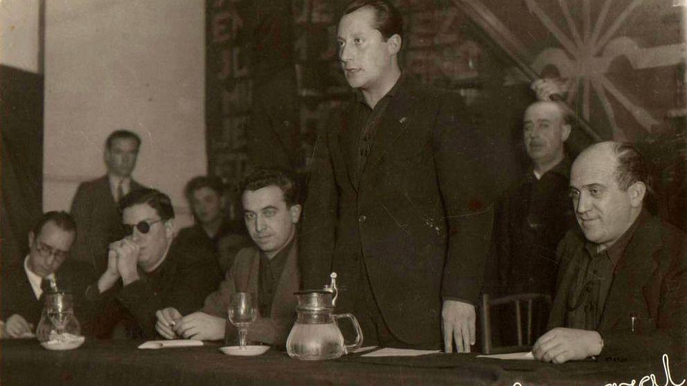 Si te dicen que caí: José Antonio Primo de Rivera entre el mito y la tragedia