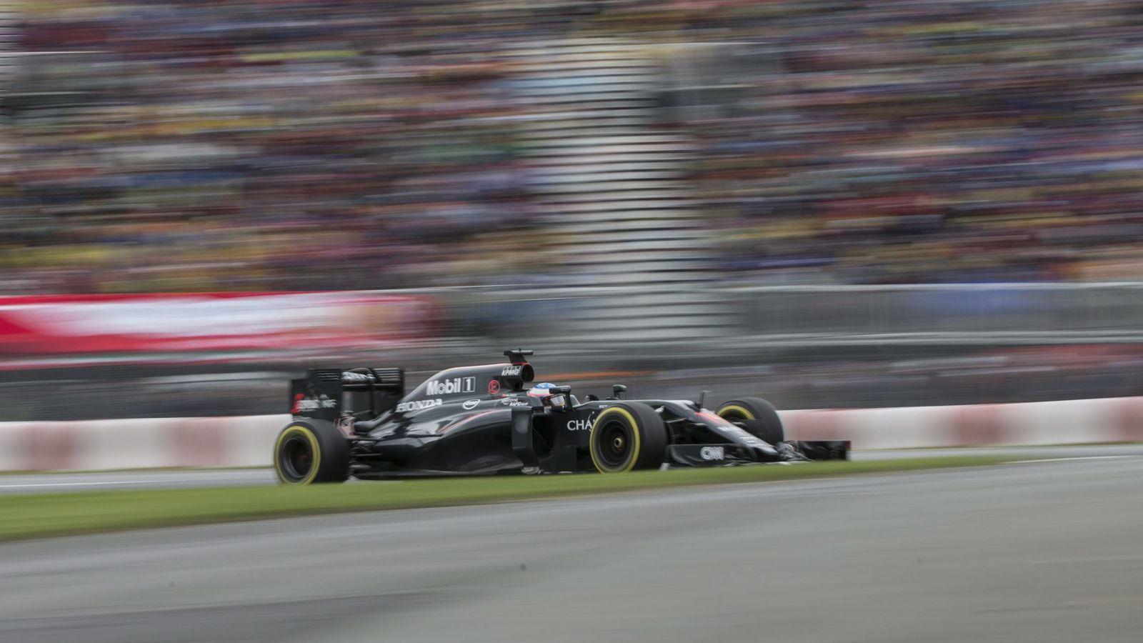 Foto: ¿Veremos este año a McLaren en el podio? (Valdrin Xhemaj/EFE/EPA)