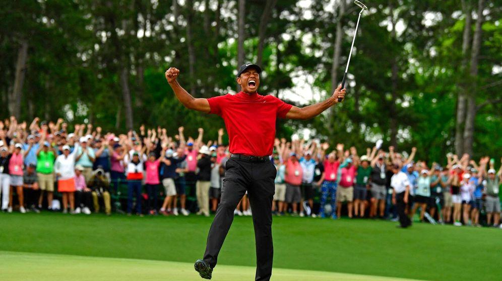 Foto: Tiger Woods ha vuelto.