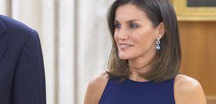 Post de Cena privada en Zarzuela con un regalo especial para la reina Letizia