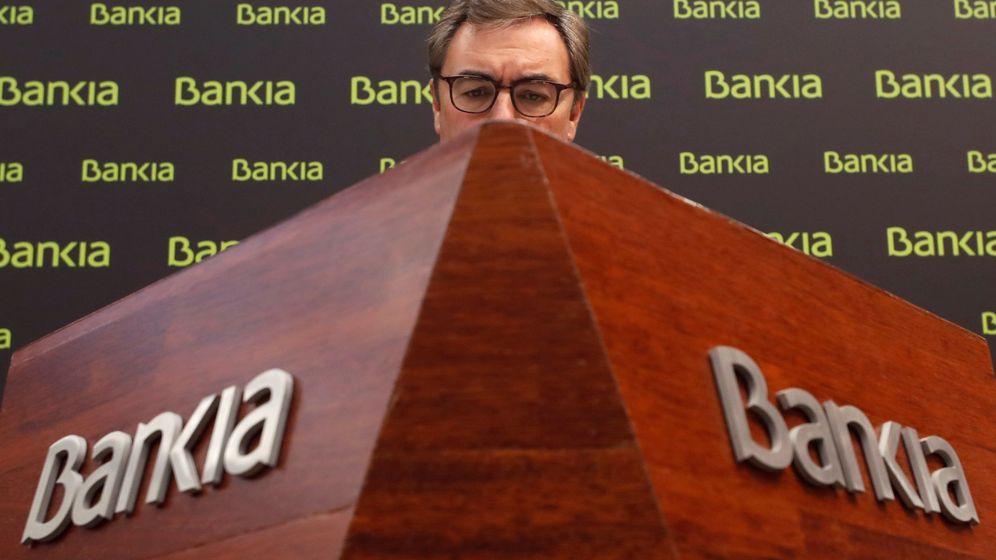 Foto: El consejero delegado de Bankia, José Sevilla. (EFE)