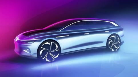 El espectacular coche eléctrico (familiar) del futuro de Volkswagen