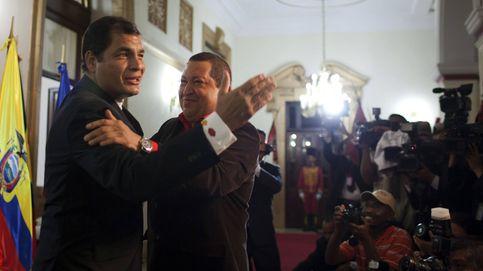 Correa, el hombre que no pudo (o no quiso) ser Hugo Chávez