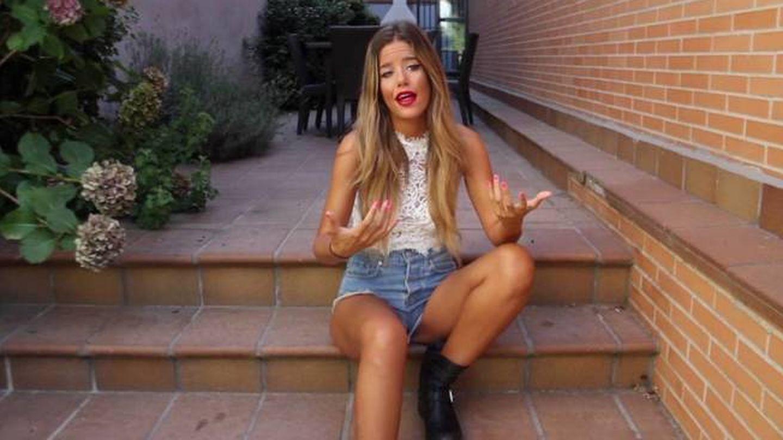 Celia Fuentes en una imagen del programa 'Quiero ser'.