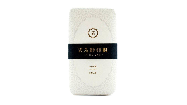 Pastilla de jabón de Zador.