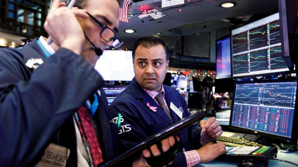 El secretario del Tesoro de EEUU llama a los bancos de Wall Street tras el desplome