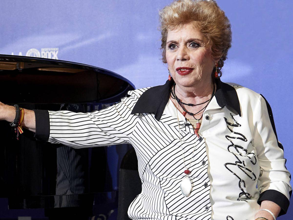 Foto: María Jiménez, en una imagen de archivo. (Getty)