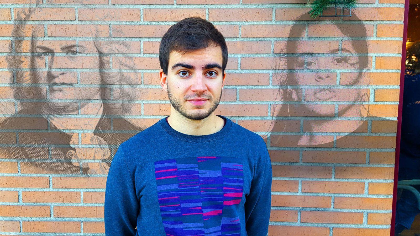 Foto: Jaime Altozano, músico y 'youtuber'