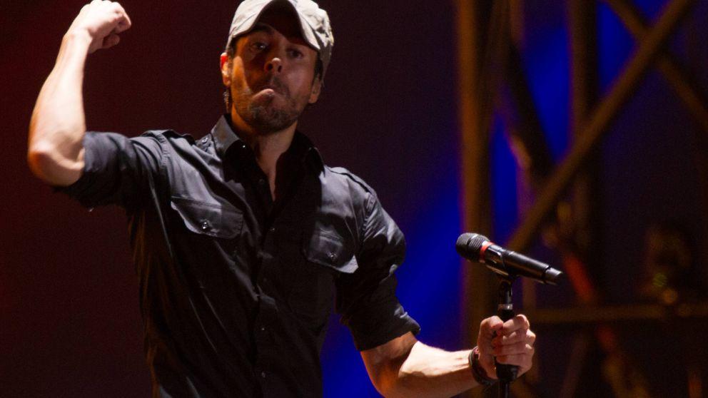 """Enrique Iglesias no se entera y agradece a sus fans """"una noche inolvidable"""""""