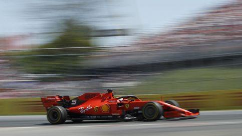 El error impropio de Vettel que queda tapado por la polémica sanción