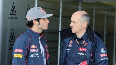 Cuando al jefe de Sainz se le olvida que no se puede exprimir más el Toro Rosso