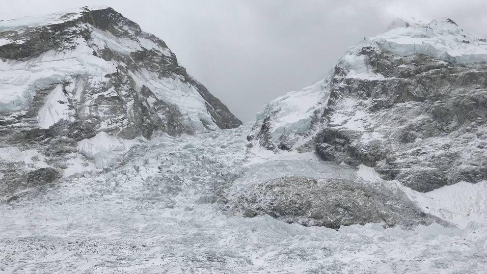 """La invernal del Everest, una expedición a """"la bilbaína"""""""