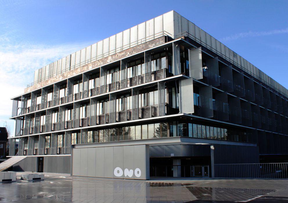 Foto: Sede corporativa de ONO en Pozuelo de Alarcón.