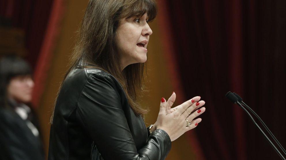 Borràs, sobre el boicot a Álvarez de Toledo: La gente que busca problemas los encuentra