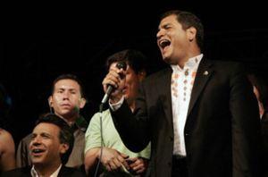 Rafael Correa aparece como el gran triunfador en las elecciones a la asamblea constituyente de Ecuador