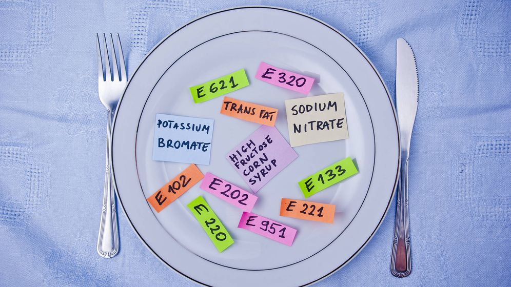 Foto: Existen más de 350 aditivos en los alimentos. iStock