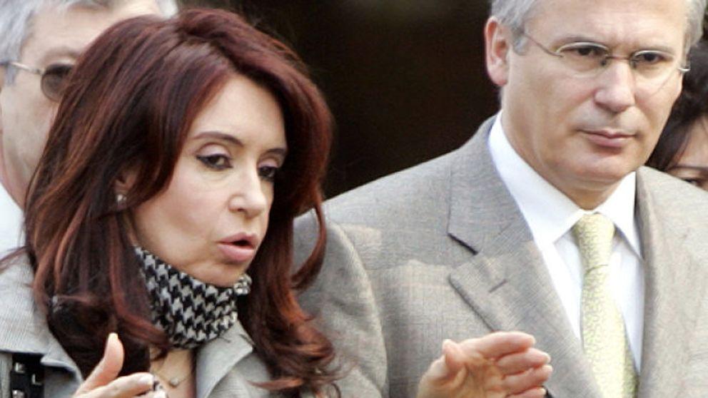 La relación entre el juez Garzón y la presidenta argentina Kirchner, la comidilla en Latinoamérica