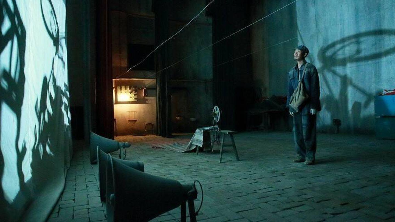 Otro momento de 'Un segundo', de Zhang Yimou. (Vértigo)