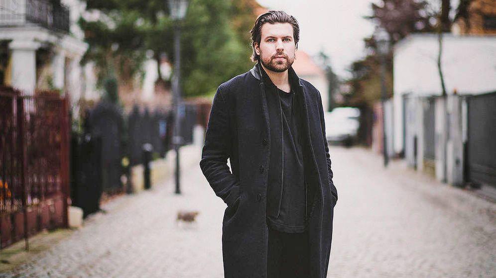 Foto: Filip Syta nació y se crió en Estocolmo.