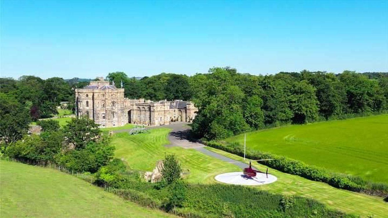 ¿Vivirías en un castillo? La casa de María de Escocia puede ser tuya por 8 millones